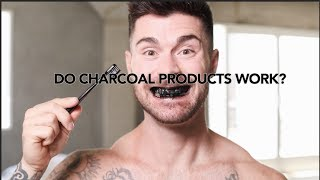 OMG MY TEETH | TRYING OUT CHARCOAL PRODUCTS