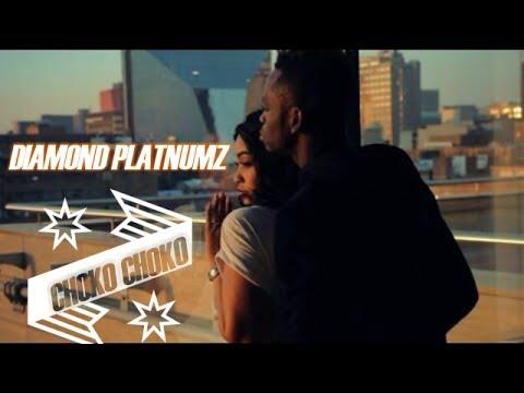 Diamond  Platnumz avujisha wimbo wake mpya CHOKO CHOKO Ambayo ni dongo kwa Haters wa Zari