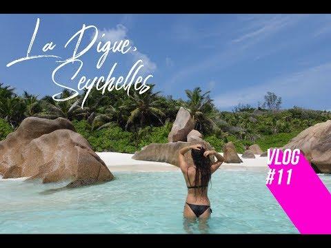 Vlog #11 La digue, Seychelles
