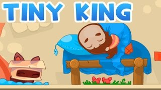 Tiny King Level 1-11 Walkthrough