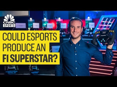 Could the next Formula 1 superstar come from Esports? | CNBC Sports