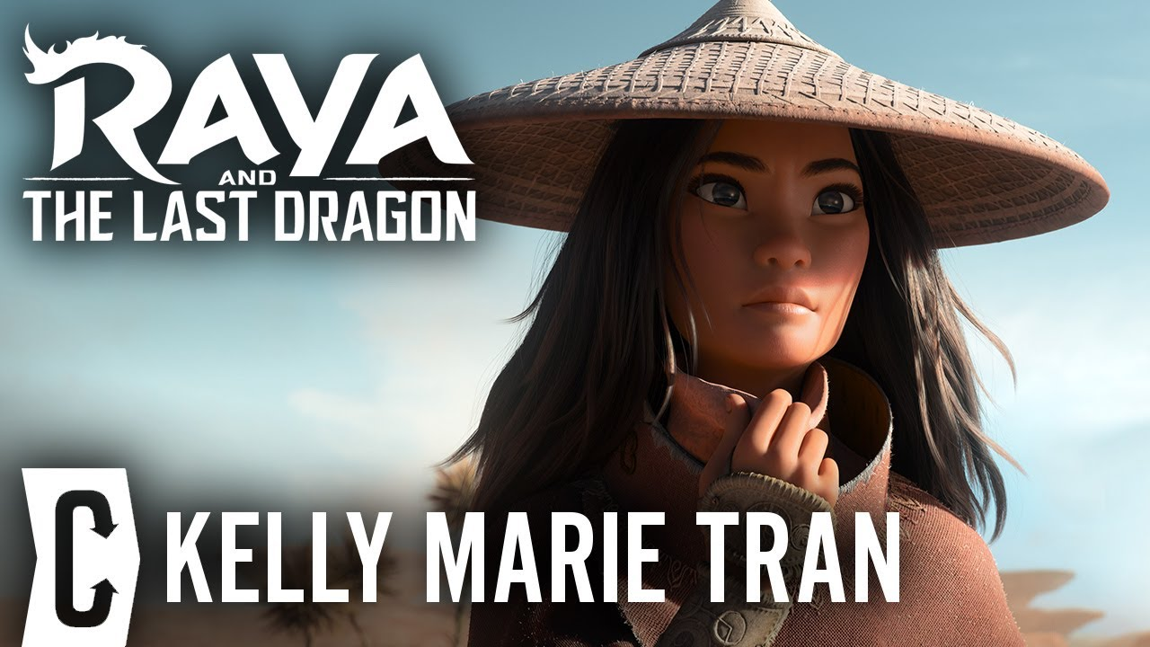 """Raya Star Kelly Marie Tran on Lessons Learned From Achieving Many """"Firsts"""" in the Industry"""
