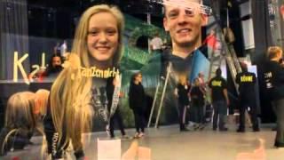 EJMF 2014: Tag 2 - der Tag der Aufführung - die Vorbereitungen für den Abend