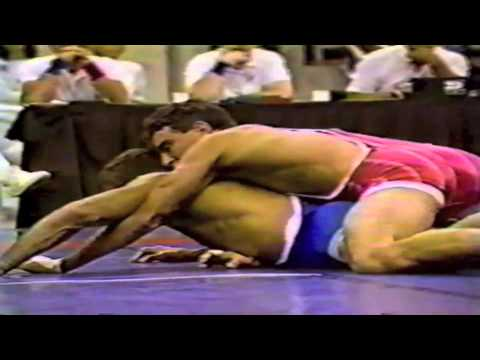 1988 US Olympic Trials Qualifier: John Smith vs. Randy Lewis Match 3