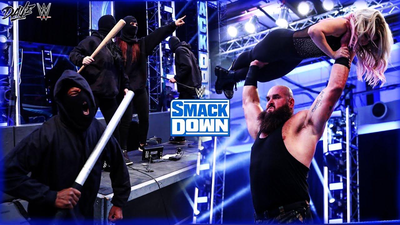 Download WWE SmackDown 14 de Agosto de 2020 - Resultados así nomas | #SmackDown