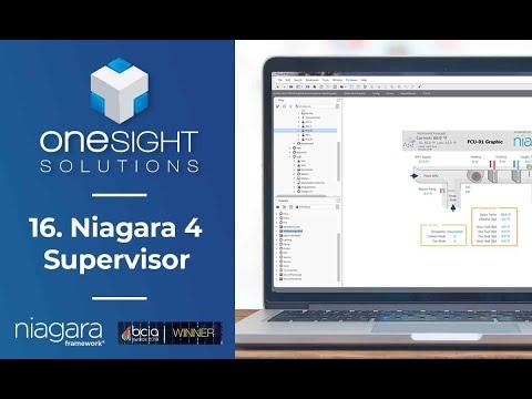 16  Niagara 4 Supervisor - Niagara 4 Video Training