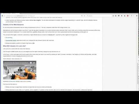 Cambashi Industry Wiki (Automotive) - Demo