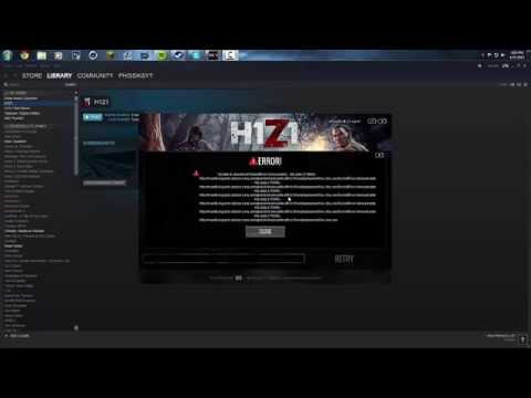 H1Z1 Socket Error 11004 Fix