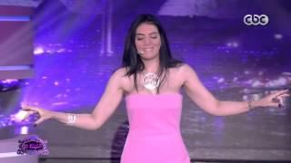 """الليلة دي   بالفيديو…حورية فرغلي """"ترقص"""" على موسيقى بتونس بيك"""