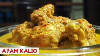 Resep Ayam Kalio | Masakan Nusantara | Dijamin ketagihan