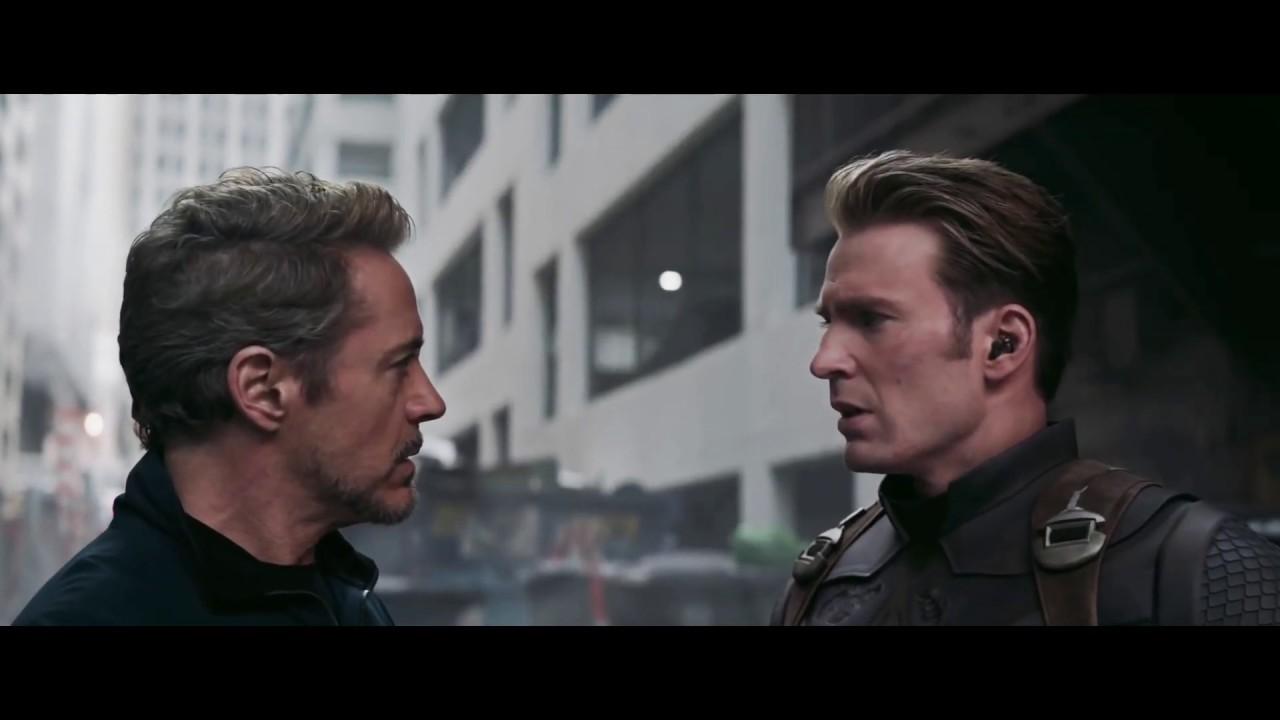 Avengers Endgame Trailer Star Wars The Rise Of Skywalker Style Youtube