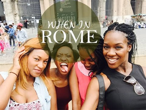 VLOG | WHEN IN ROME