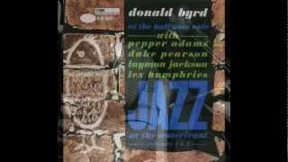 Donald Byrd - My Girl Shirl (Duke Pearson)