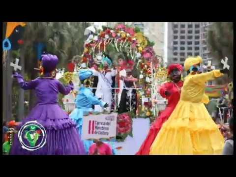 Desfile Nacional de Carnaval 2018