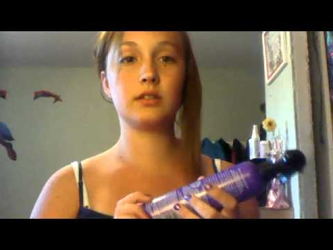 Aussie Hair Insurance Heat Protecting Shine Spray Review