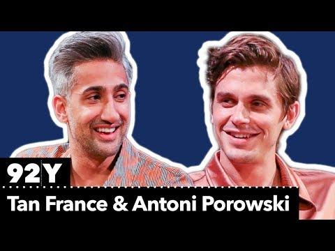Tan France In Conversation With Antoni Porowski