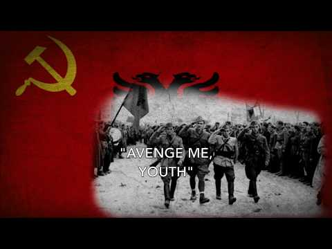 Hakmarrje Rini - Albanian Partisan Song (English Lyrics)