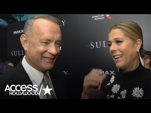 Tom Hanks Celebrates NYC Premiere Of 'Sully' | Access Hollywood