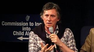 Gabriel Byrne Praises Irish PM for Speaking Against the Vatican