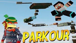 parkour map паркур карта как в minecraft gta v online 166   playstation 4