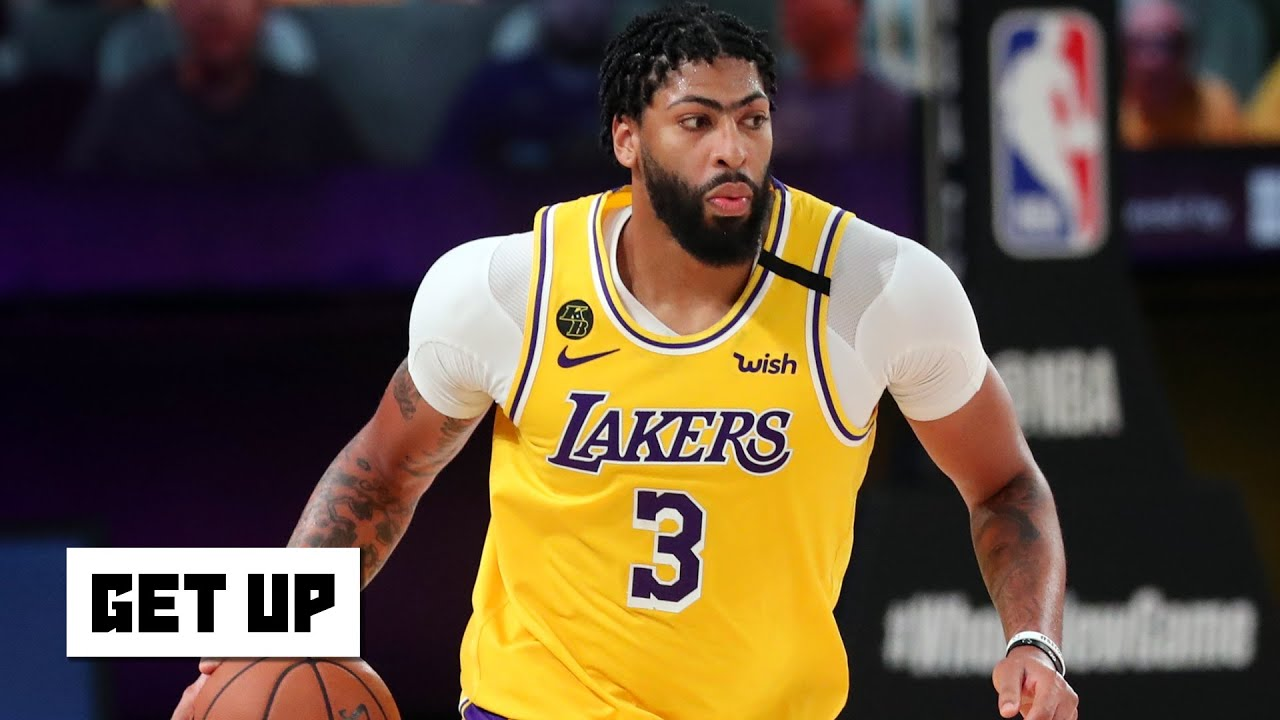 Is Anthony Davis ready to lead the Lakers to an NBA title? | Get Up