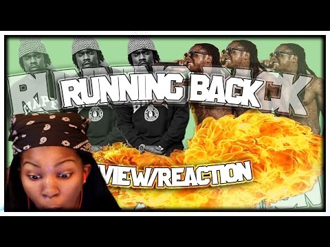 Wale ft Lil Wayne- Running Back (FIRST REACTION/REVIEW)