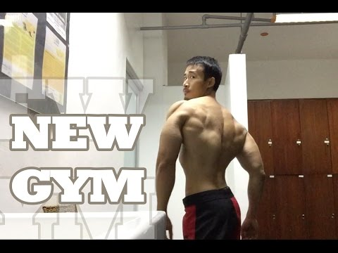 NEW GYM IN THE PHILIPPINES