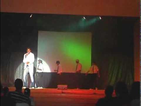 Die Nuwe Oukraaliedjie with Emo Adams