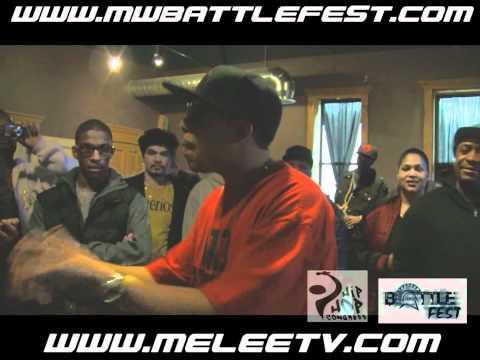 BattleFest Presents..... March