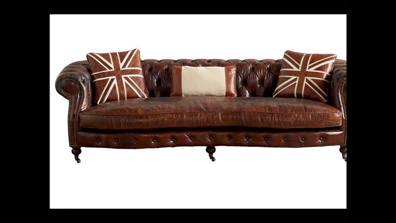 Decora con sof s de piel o sof s de cuero youtube - Protector de sofas de cuero ...
