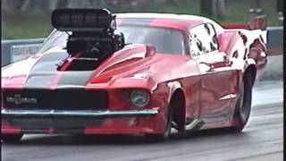 Todd Tutterow's New Mustang First Pass At Farmington