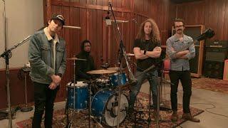 Big Bad Podcast E01 - Drum Mics and Drummer David Myers Jr. (6lack, Frank Ocean, Zayn Malik)