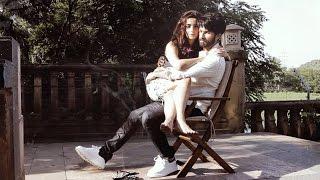 Alia Bhatt & Shahid Kapoor Shoot For Filmfare
