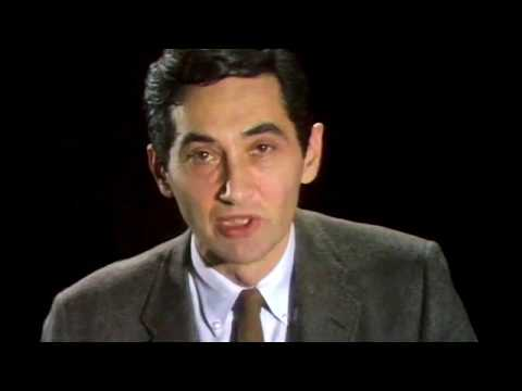 Young Howard Zinn on Resistance (1968)