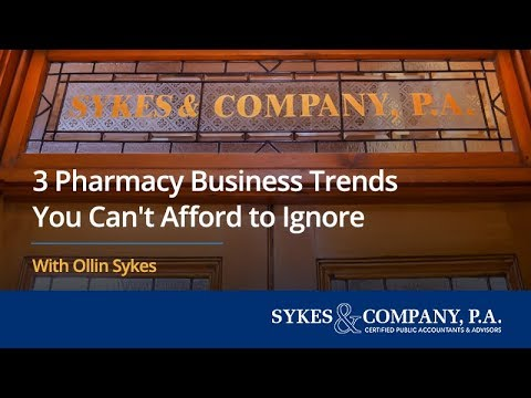 3 Pharmacy Business Trends You Can't Afford to Ignore