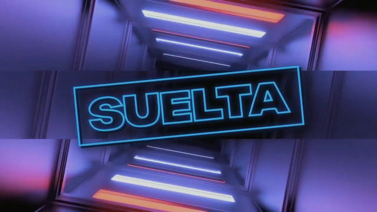 BELLA DOSE- Suelta (Official Lyric Video)