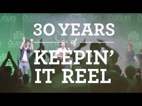 2017 Dublin Irish Festival Promo Video