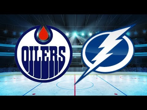 Edmonton Oilers vs Tampa Bay Lightning (1-3) – Mar. 18, 2018 | Game Highlights | NHL 2018