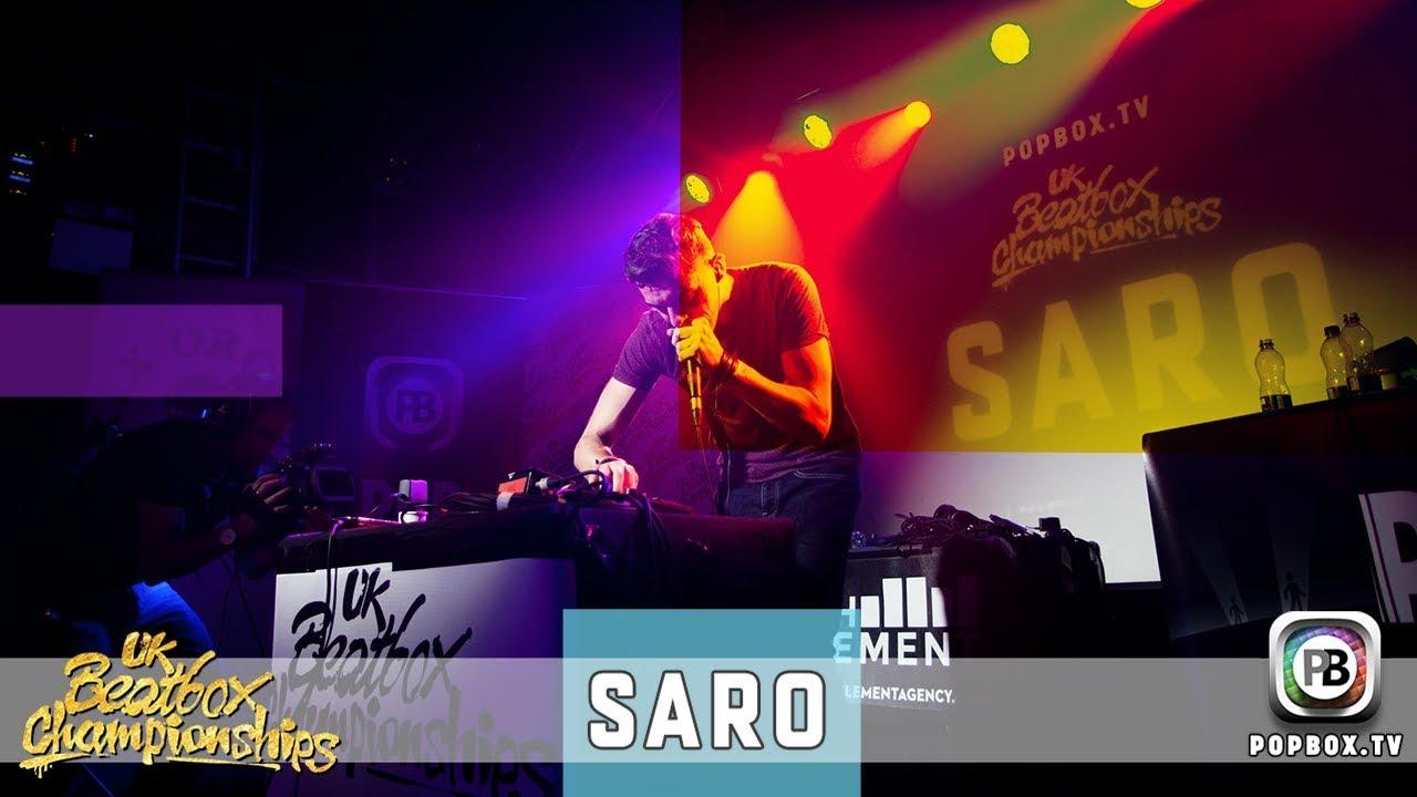 Saro - Oras   Live at 2017 UK Beatbox Championships