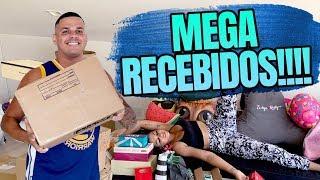 MEGA RECEBIDOS!!!