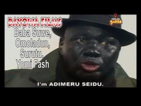 Download Asiri Gomina - OSOMO Yoruba Comedy Movie Jide Kosoko  Baba Suwe  Saheed Balogun  Racheal Oniga 