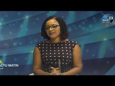 CANAL3-BENIN : Intégralité Actu Matin du Mardi 06 Juillet 2021