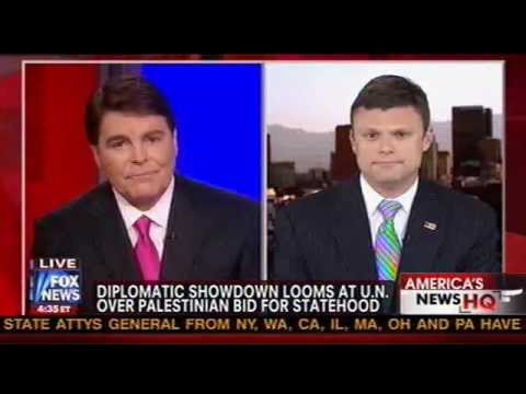 Christian Whiton discusses Israel Palestine
