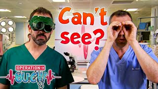 How Do Our Eyes See Things?    Biology for Kids   Full Episodes   Operation Ouch