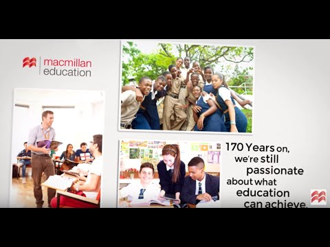 Macmillan Education - With Learners for Life