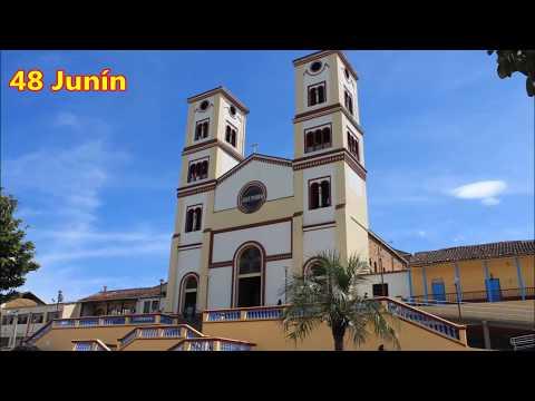 Cundinamarca  Colombia y sus 116 municipios, recorrido fotográfico.  parte 2/3