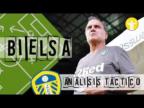 Marcelo Bielsa | Análisis Táctico ( Leeds United )