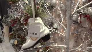 США Елки и елочные украшения. Что предлагают американские магазины Macy