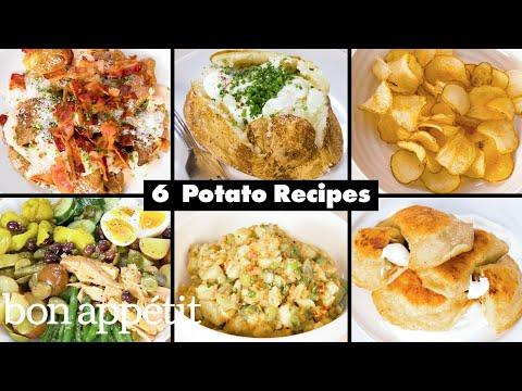 Pro Chefs Make Their 6 Favorite Potato Recipes   Chef Notes   Bon Appétit