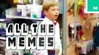 Walmart Yodeling Boy - All The Memes